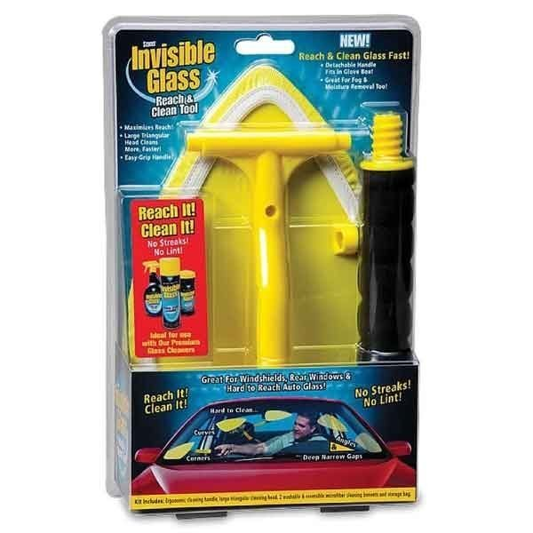 Invisible Glass Reach & Clean Tool