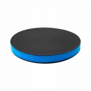 "Clay Pad Disc 6"" - Klei Pad Blauw"