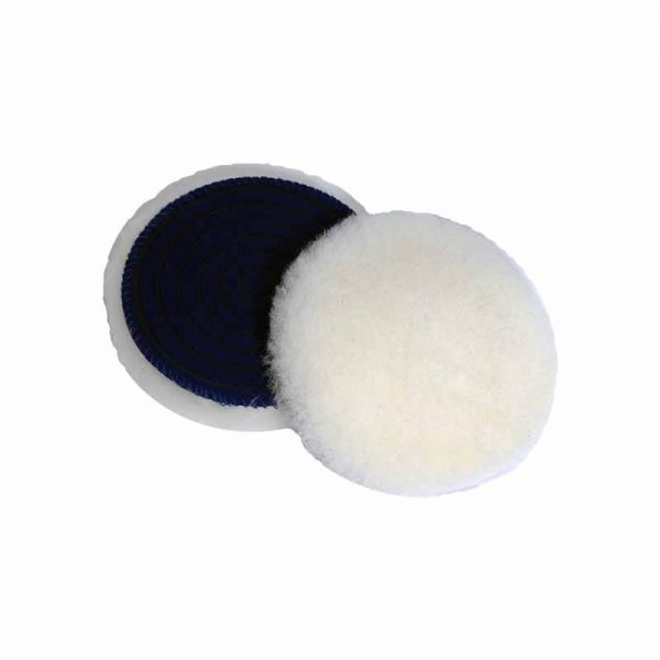 CARPRO Merino Wool Polishing Pads 3 inch