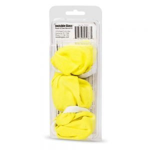 Invisible Glass Microfiber Bonnets Reach & Clean Tool