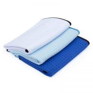 The Rag Company Dry Me A River Waffle Weave Towel
