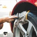 The Rag Company Wheel & Tire Brush