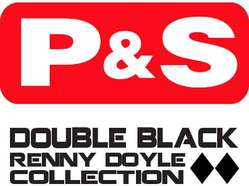 P&S Detail Products Double Black Renny Doyle Collection