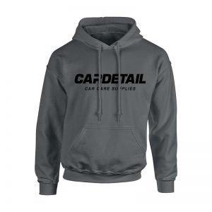 CARDETAIL Hoodie Grey