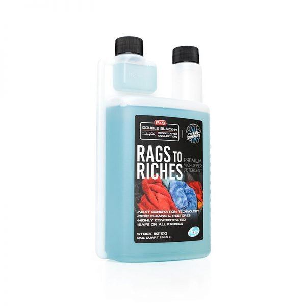 P&S Rags To Riches Microfiber Detergent